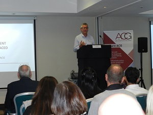 ACG Roadshow in London